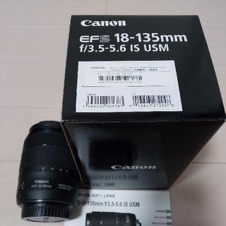Canon - キャノン  EF-S 18-135mm F3.5-5.6 IS USM キヤノン