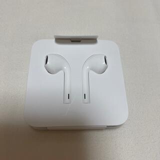 アップル(Apple)のApple iPhone 純正イヤホン(ヘッドフォン/イヤフォン)