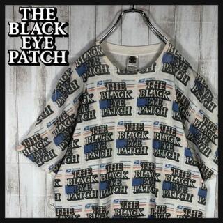 【超希少カラー】 BLACK EYE PATCH Tシャツ デカロゴ 即完売