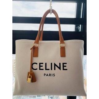 celine - CELINE セリーヌ カバトートバッグ ロゴプリント