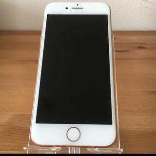 Apple - iphone 8  64ギガ 白ロムシムフリー 特価