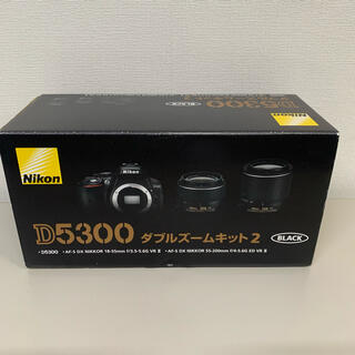Nikon - Nikon  D5300  ダブルズームキット2