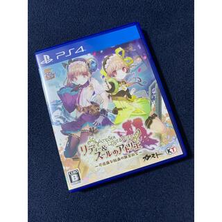 PlayStation4 - リディー&スールのアトリエ ~不思議な絵画の錬金術士~ PS4