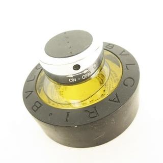 ブルガリ(BVLGARI)のEDT SP 75ml + シャンプー&シャワージェル 7ml セットボックス(香水(男性用))