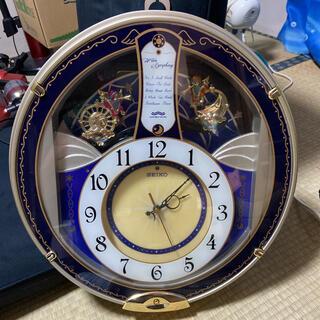 SEIKO - SEIKO掛け時計 AM215L