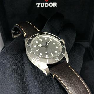 チュードル(Tudor)のチューダー TUDOR ブラックベイ 58 925 シルバー 79010SG(腕時計(アナログ))