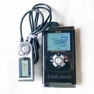 アイリバー(iriver)のiRiver iHP-120 H-100シリーズ アイリバー 音楽プレイヤー(ポータブルプレーヤー)