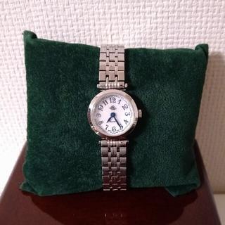 ☆稼働中・電池保証書付き☆ ロゼモン・Rosemont 腕時計 シルバー色