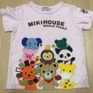 mikihouse - MIKIHOUSE Tシャツ 100 ミキハウス