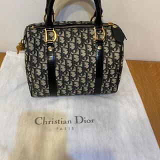 Christian Dior -  Christian Dior クリスチャンディオール トロッター ミニボストン