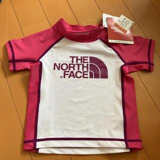THE NORTH FACE - ノースフェイス ラッシュガード 80サイズ 新品未使用