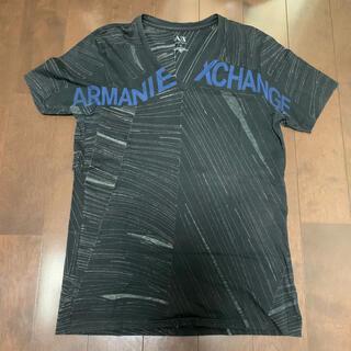 アルマーニエクスチェンジ(ARMANI EXCHANGE)のA X アルマーニエクスチェンジ Tシャツ ブラック(Tシャツ/カットソー(半袖/袖なし))