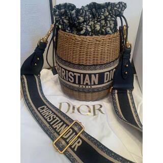 Christian Dior - DIOR ディオール 大人気 カゴバッグ