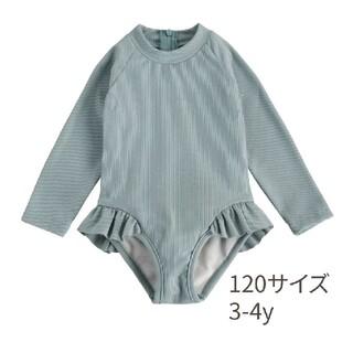 ラスト!yori&otis風 ラッシュガード水着 120サイズ