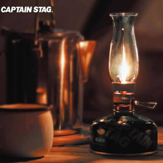 CAPTAIN STAG - CAPTAIN STAG キャンドルガスランタン