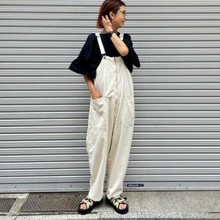 児島ジーンズ - 【美品】JAPAN BLUE JEANS シェフオーバーオール サロペット