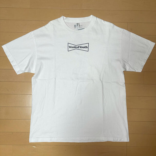 GDC(ジーディーシー)のWASTED YOUTH Verdy girls don't cry Tシャツ メンズのトップス(Tシャツ/カットソー(半袖/袖なし))の商品写真