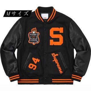 Supreme - Supreme Team Varsity Jacket スタジャン