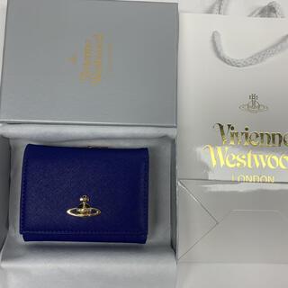 Vivienne Westwood - Vivienne Westwoodヴィヴィアン ウェストウッド 三つ折り 長財布