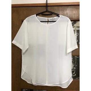 ユニクロ(UNIQLO)のユニクロ エアリーTブラウス(シャツ/ブラウス(半袖/袖なし))