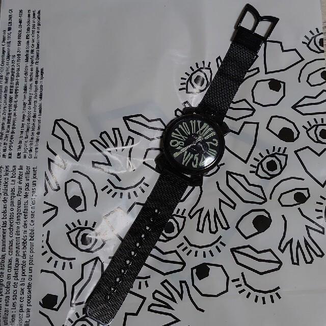GaGa MILANO(ガガミラノ)の値下げ中 GaGa MILANO マヌアーレ メンズの時計(腕時計(アナログ))の商品写真