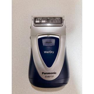 パナソニック(Panasonic)の【値下げ中】ツインエクス Panasonic ES4815P 電気シェーバー(メンズシェーバー)