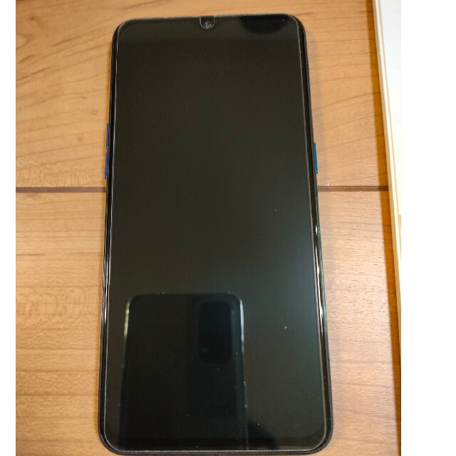 OPPO(オッポ)のOPPO Reno a 64GB SIMフリー スマホ/家電/カメラのスマートフォン/携帯電話(スマートフォン本体)の商品写真