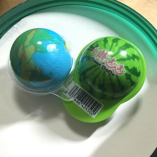 DaDa2個セット 地球グミ スイカグミ お菓子 ASMR(菓子/デザート)