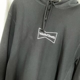 GDC - Wasted Youth パーカー ブラック XLサイズ
