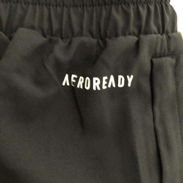 adidas(アディダス)の新品 adidas アディダス ショートパンツ 130 キッズ/ベビー/マタニティのキッズ服女の子用(90cm~)(パンツ/スパッツ)の商品写真