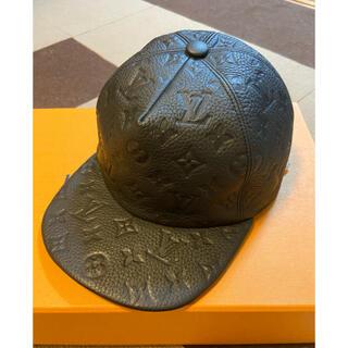 ルイヴィトン(LOUIS VUITTON)のルイヴィトン 帽子 キャップ(キャップ)
