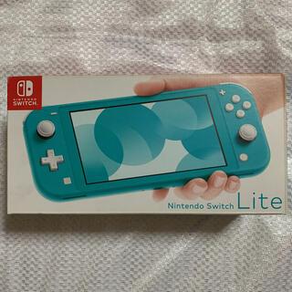 Nintendo Switch - 中古 スイッチ ライト Nintendo Switch  Lite ターコイズ