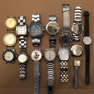 SEIKO - セイコー・シチズン等 メンズ・レディース腕時計 ジャンク品 15点セット