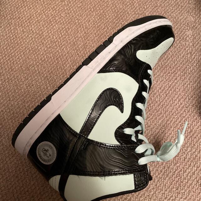 NIKE(ナイキ)のNIKE DUNK HI ALL STAR NBA オールスター ダンクハイ メンズの靴/シューズ(スニーカー)の商品写真