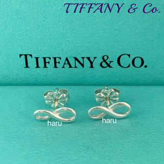 Tiffany & Co. - TIFFANY&Co. ティファニーインフィニティピアス