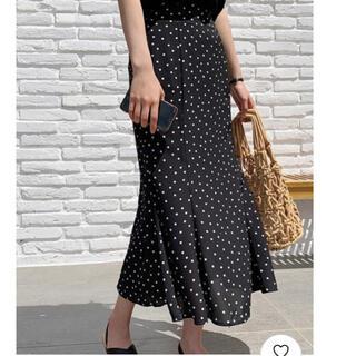 dholic - ontheriverドットマーメイドスカート