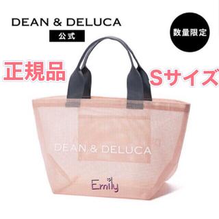 DEAN & DELUCA - ★2021夏期限定 正規完売品 お値下げ DEAN&DELUCAメッシュバッグS