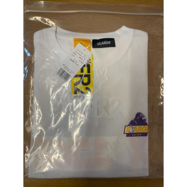 XLARGE(エクストララージ)のXLARGE ×FR2 Rabbit OG Logo T-shirt XL メンズのトップス(Tシャツ/カットソー(半袖/袖なし))の商品写真