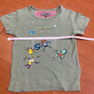 ハッカキッズ(hakka kids)のTシャツ(Tシャツ/カットソー)