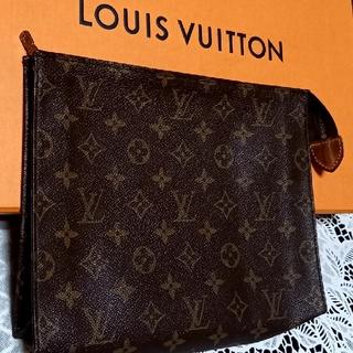 ルイヴィトン(LOUIS VUITTON)の【LOUIS VUITTON】クラッチバッグ(クラッチバッグ)