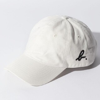 agnes b. - agnes.b アニエスベー キャップ  帽子 ホワイト