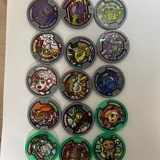 ニンテンドー3DS(ニンテンドー3DS)の妖怪ウォッチ メダル 29枚(キャラクターグッズ)