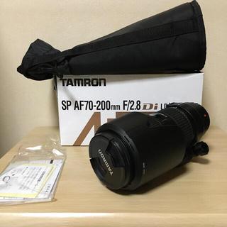 TAMRON - タムロン  SP  AF70-200mm F2.8 Di IF MACRO