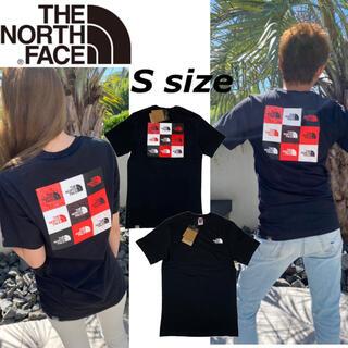 THE NORTH FACE - ザ ノースフェイス Tシャツ マルチ ボックス 半袖 NF0A7R3W S