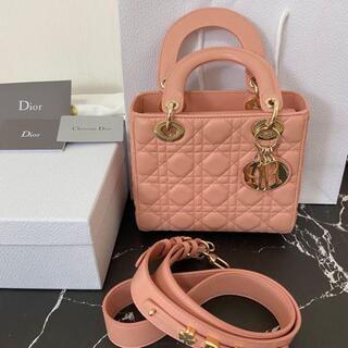 Dior - Dior希少 大人気完売商品 Lady Dior バッグ