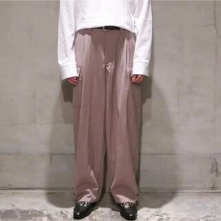 1LDK SELECT - whowhat wide cargo pants mサイズ