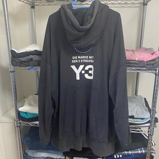 Y-3 - Y3 パーカー DP0460  2018aw