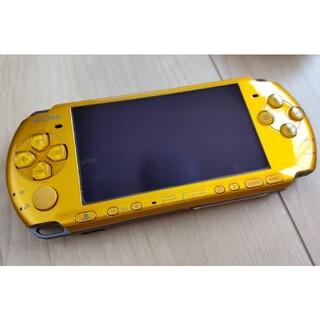 プレイステーションポータブル(PlayStation Portable)のPSP 3000 本体(携帯用ゲーム機本体)