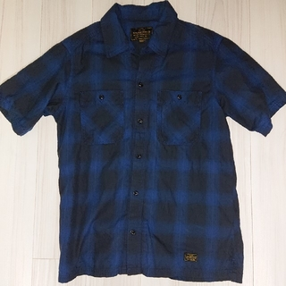 NEIGHBORHOOD -  ネイバーフッド キムタク着用同型同色 HERO 半袖チェックシャツ