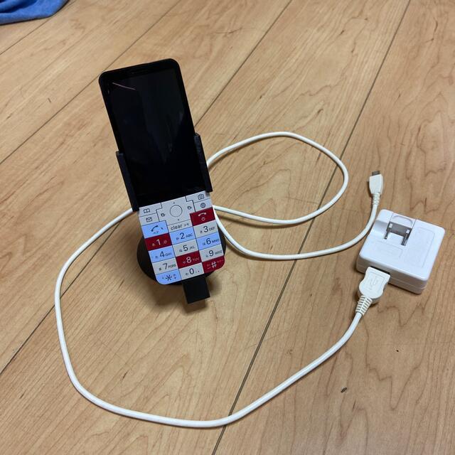 INFOBAR XV nishikigoi   SIMフリー スマホ/家電/カメラのスマートフォン/携帯電話(携帯電話本体)の商品写真